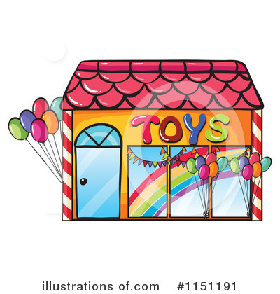 Toys Clipart #1151191 by Graphics RF
