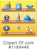 Toys Clipart #1189446 by Graphics RF