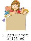 Toys Clipart #1195190 by BNP Design Studio