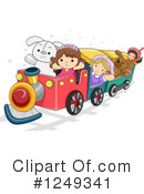 Royalty-Free (RF) Toys Clipart Illustration #1249341