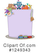 Toys Clipart #1249343