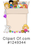 Toys Clipart #1249344 by BNP Design Studio