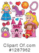 Toys Clipart #1287962 by visekart