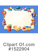 Toys Clipart #1522904 by Graphics RF