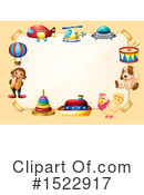 Toys Clipart #1522917 by Graphics RF