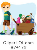 Toys Clipart #74179 by BNP Design Studio