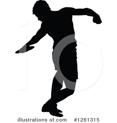 Track And Field Clipart #1261315 by Chromaco