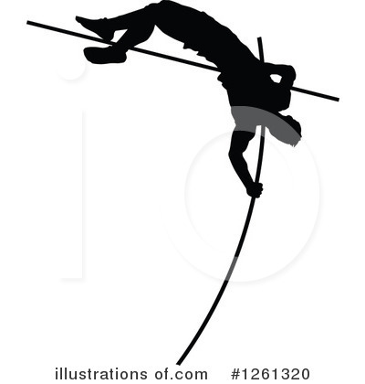 Track And Field Clipart #1261320 by Chromaco