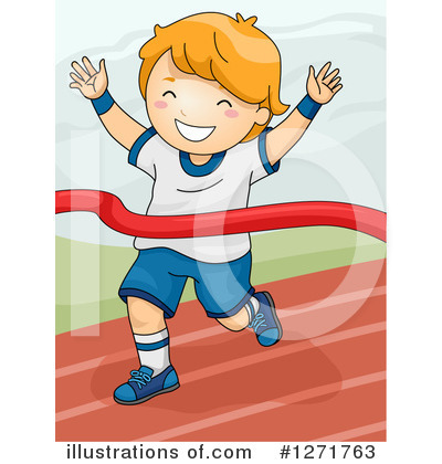 Olympics Clipart #1271763 by BNP Design Studio