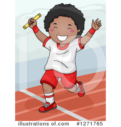 Olympics Clipart #1271765 by BNP Design Studio
