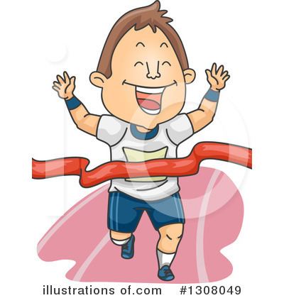 Track And Field Clipart #1308049 by BNP Design Studio