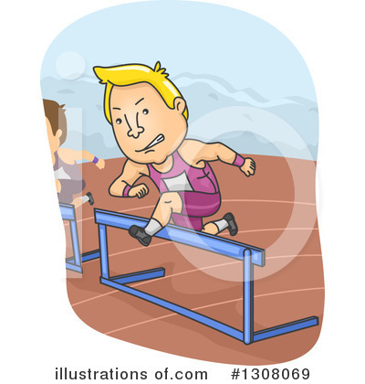 Jumping Clipart #1308069 by BNP Design Studio