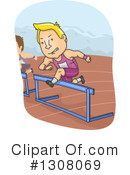 Track And Field Clipart #1308069