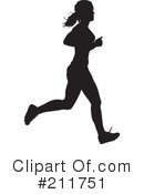 Track And Field Clipart #211751