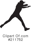 Track And Field Clipart #211752