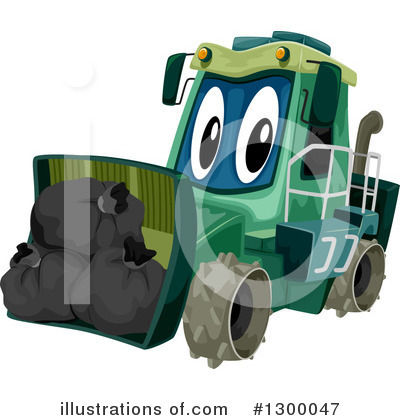 Heavy Machinery Clipart #1300047 by BNP Design Studio