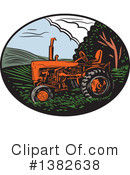 Tractor Clipart #1382638