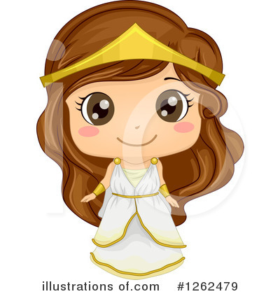 Traditional Dress Clipart #1262479 by BNP Design Studio
