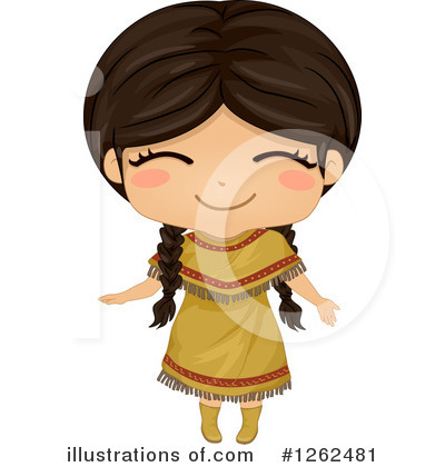 Traditional Dress Clipart #1262481 by BNP Design Studio