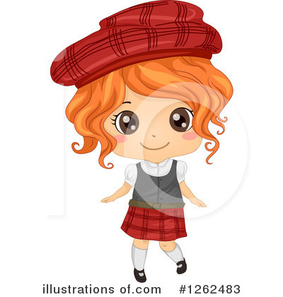 Traditional Dress Clipart #1262483 by BNP Design Studio