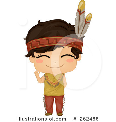 Traditional Dress Clipart #1262486 by BNP Design Studio