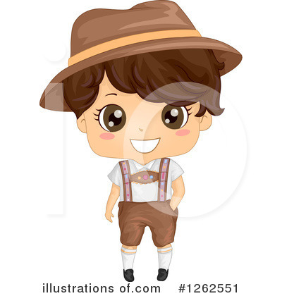 Oktoberfest Clipart #1262551 by BNP Design Studio