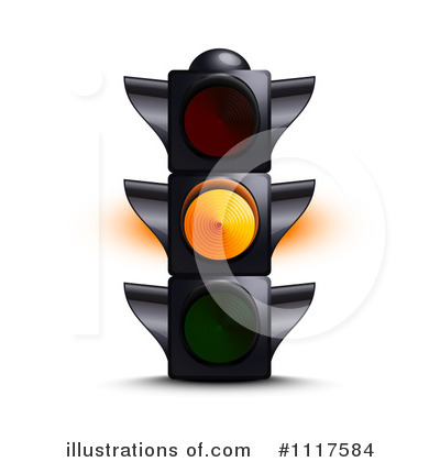 Traffic Light Clipart #1117584 by Oligo