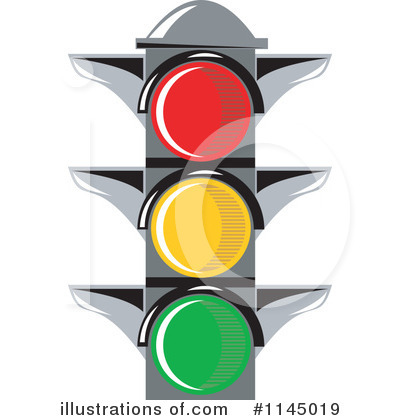 Traffic Light Clipart #1145019 by patrimonio