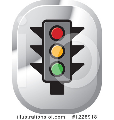 Traffic Light Clipart #1228918 by Lal Perera