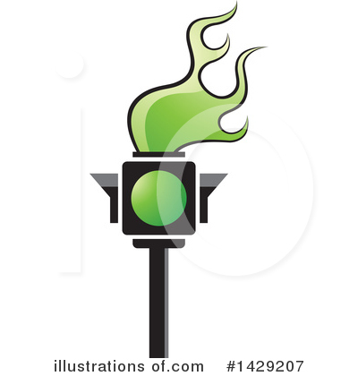 Traffic Light Clipart #1429207 by Lal Perera
