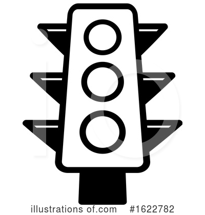 Royalty-Free (RF) Traffic Light Clipart Illustration by Lal Perera - Stock Sample #1622782