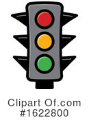 Traffic Light Clipart #1622800 by Lal Perera