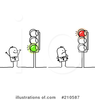 Traffic Light Clipart #210587 by NL shop
