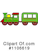 Train Clipart #1106619