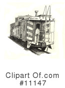 Train Clipart #11147
