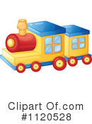 Train Clipart #1120528 by Graphics RF