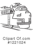 Train Clipart #1221024