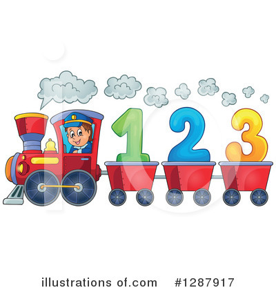 Number Clipart #1287917 by visekart