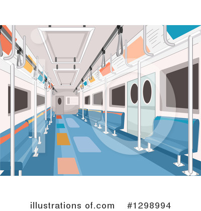 Subway Clipart #1298994 by BNP Design Studio