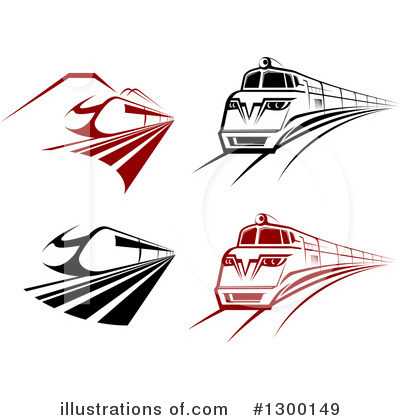 Subway Clipart #1300149 by Vector Tradition SM