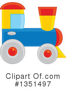 Train Clipart #1351497