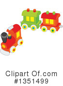 Train Clipart #1351499