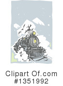 Train Clipart #1351992