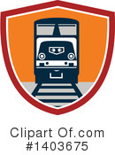 Train Clipart #1403675