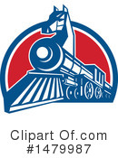 Train Clipart #1479987