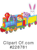 Train Clipart #228781 by Pushkin