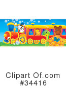 Train Clipart #34416