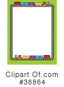 Train Clipart #36864 by Maria Bell