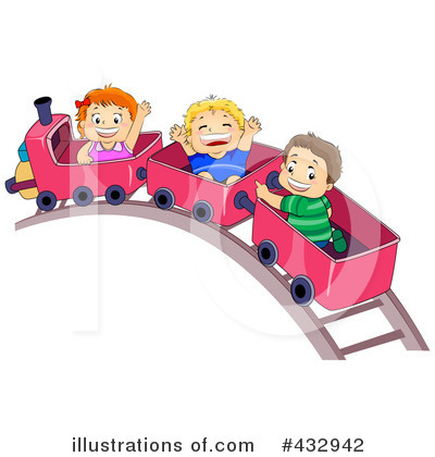 Amusement Park Clipart #432942 by BNP Design Studio
