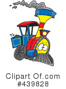 Train Clipart #439828